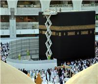 السعودية تنهى أعمال الصيانة الدورية للكعبة المشرفة