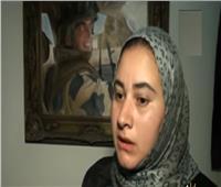 فيديو| زوجة الشهيد المنسي: «أولادي مش يتامى والدولة دائما تقف بجانبنا»