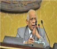 عبد العال يفتتح جلسة النواب.. ويؤكد رفع أعمال دور الانعقاد الحالي الخميس المقبل