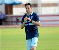 خالد جلال يقود تدريبات خاصة لمهاجمي الزمالك
