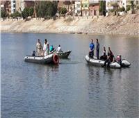 غرق عوامة في الجيزة وحملة تمشيط للإنقاذ النهري