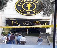 النيابة تعاين حادث غرق عوامة سياحية بالدقي