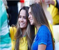 بالصور| جماهير الماراكانا تلهب حماس لاعبي البرازيل وبيرو