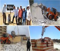 صور| تعدد جهات الولاية على أراضى محافظة مطروح يعوق حركة التنمية