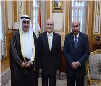 العصار يتلقى دعوة لحضور معرض الكويت الدولي للطيران 2020