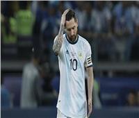 «ميسي» مهدد بالإيقاف بعد اتهامه بانحياز التحكيم للبرازيل