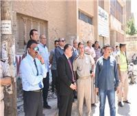 «غراب» يسترد ممتلكات جامعة الزقازيق المستولى عليها من مواطنين بالشرقية