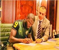 «المقاصة» يتعاقد مع النيجيري موسيس مهاجم «الحدود» 4 سنوات