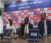أمم إفريقيا 2019  مدرب مالي: خرجنا بفرصة وحيدة