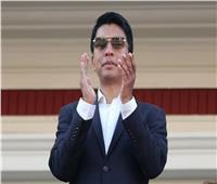 المشجع أندري راجولينا.. رئيس مدغشقر الحالي و«الأسبق»