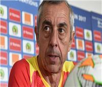 مدرب تونس: «كنا جاهزين في بطولة المفاجآت»
