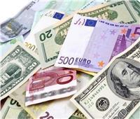 تراجع أسعار العملات الأجنبية أمام الجنيه المصري في البنوك 9 يوليو