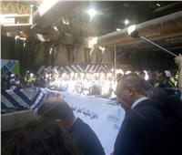 رئيس الوزراء: أصبح لدينا شركات مصرية تمتلك خبرة جيدة في مجال الأنفاق