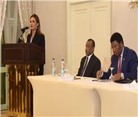 «وزيرة الاستثمار» و«رئيس وزراء تنزانيا» يفتتحان منتدى الأعمال المصري التنزاني