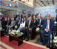 وزيرة السياحة تشهد التشغيل التجريبي لمطار العاصمة الدولي