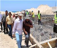شوشة: الانتهاء من تحليه المياه بالشيخ زويدفي 30 أغسطس
