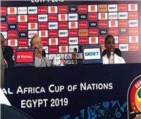 أمم إفريقيا 2019  مدرب نيجيريا: علينا احترام الفريق الذي هزم مصر