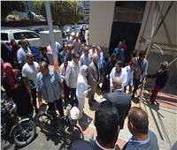 منع الصحفيين من تغطية زيارة وزيرة الصحة لمستشفيات بورسعيد