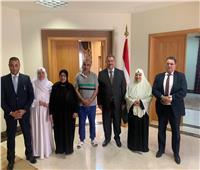 الإفراج عن 4 معتمرين مصريين ضحايا حقائب «حبوب الكبتاجون»