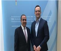 «عبد العاطي»: تعاون «مصري – ألماني» في مجالات الرعاية الصحية