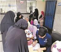22 جراحة عيون بالتأمين الصحي في بورسعيد