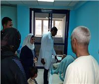مدير مستشفى الأقصر: حالة طالب الأزهر مستقرة ومتابعة على أعلى مستوى