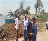 محافظ الجيزة تُشن حملة مكبرة لإزالة التعديات على ضفاف النيل