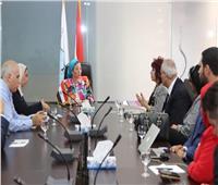 وزيرة البيئة تبحث مجالات التعاون مع اتحاد المستثمرات العرب