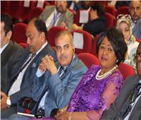 سفيرة الاتحاد الأفريقي بأمريكا تشيد بالرئيس السيسي