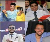 منوف تتحول لسرادق عزاء عقب مصرع 4 من شبابها غرقًا