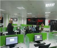 بث مباشر| «أخبار اليوم» تفتتح أحدث صالة تحرير ذكية في الشرق الأوسط