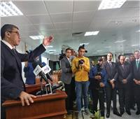 وزير الاتصالات: ياسر رزق أيقونة نجاح.. ونفخر بدعم «أخبار اليوم»