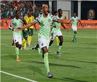أمم إفريقيا 2019| نيجيريا تتأهل لنصف النهائي بهدف قاتل في جنوب إفريقيا