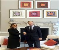 مصر وبريطانيا تبحثان زيادة الاستثمارات في مجالات التعليم والنقل