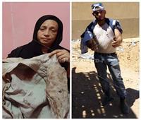 فيديو| والدة قتيل الوراق: «ذبحوه قدام عينيه»