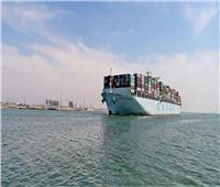عبور 52 سفينة لقناة السويس بحمولة 3.6 مليون طن