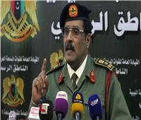 3 قتلى وجرحى كثيرون.. أول تعليق من الجيش الليبي على تفجيرات مقبرة الهواري