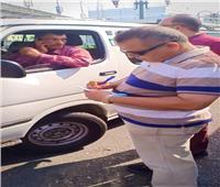 ضبط 37 سيارة سرفيس لمخالفتها التعريفة الجديدة بالقاهرة