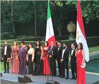 «الثقافة» تحتفل بثورة 23 يوليو في إيطاليا