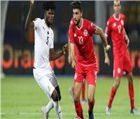 أمم إفريقيا 2019  فرجاني ساسي «أساسي» مع تونس أمام مدغشقر