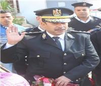 وفاة عميد شرطة خلال تأمين مباراة الجزائر في السويس