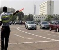 فيديو| تعرف على الحالة المرورية بطرق القاهرة