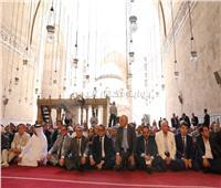 صور| وزيرا الآثار والأوقاف يحتفلان بـ«العيد القومي للقاهرة»