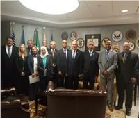 الجمارك المصرية والأمريكية تبحثان اتفاقية مساعدات المتبادلة في الأمور الجمركية