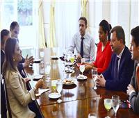 وزيرة الاستثمار تبحث سبل التعاون مع رئيس قمة إفريقيا بريطانيا للاستثمار