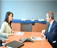 السياحة تعقد اجتماعا موسعا مع مسئولي مؤسسة التمويل الدولية والبنك الدولي