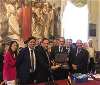 توقيع اتفاقية تآخي وتعاون بين الإسكندرية وكاتانيا بجزيرة صقلية الإيطالية
