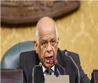 عبد العال يوجه بتسخير كافة إمكانيات مجلس النواب لخدمة القضية الليبية