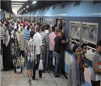 المترو: قطارات إضافية لتخفيف الزحام في الذروة الصباحية