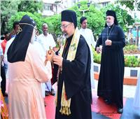 بطريرك الكاثوليك يصل إلى الهند